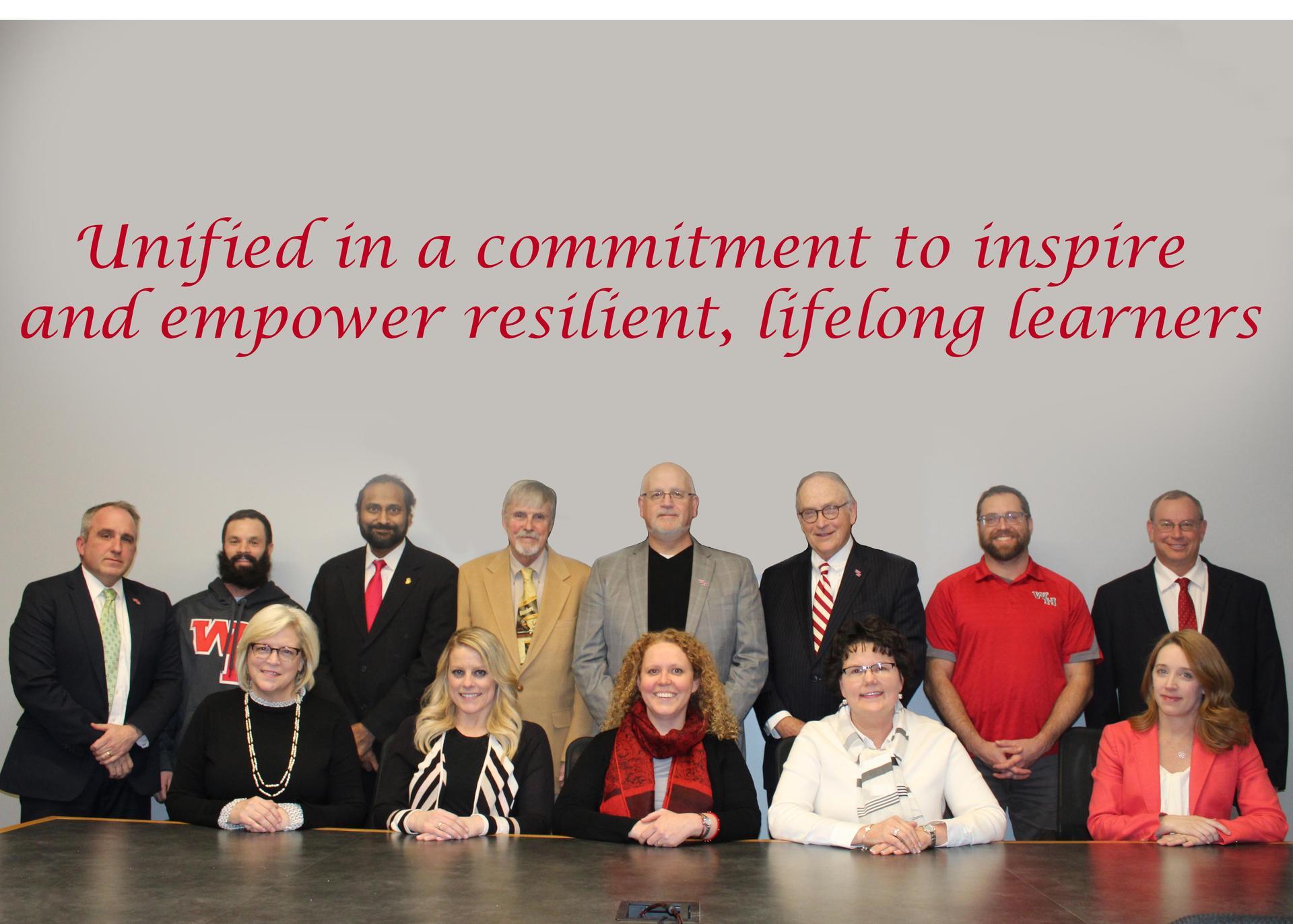 School Board Photo