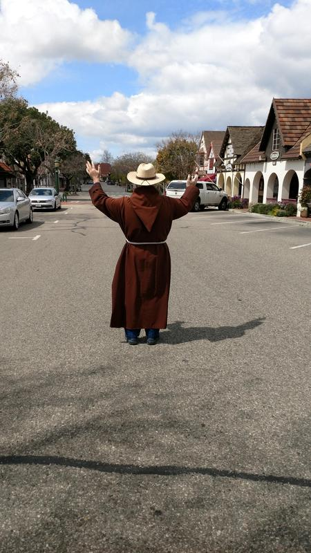 Empty Streets of Solvang. Haunting memory of the many that have passed thru.  2020.jpg