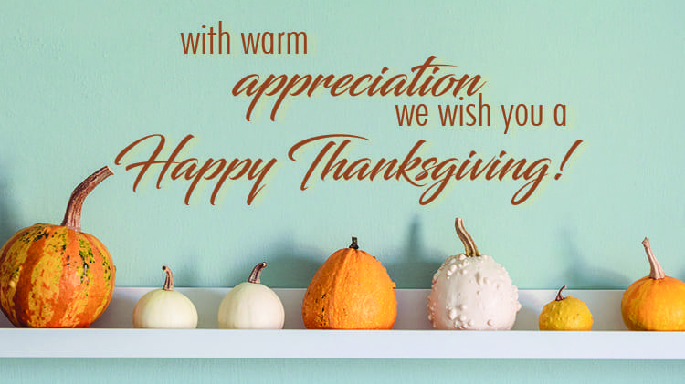 Happy Thanksgiving from all of us at Parlier Unified School District! Featured Photo