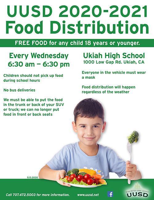 uusd food service flyer 9 - 2020