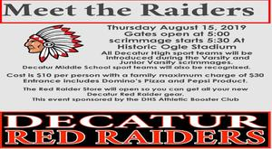 Meet the Raiders