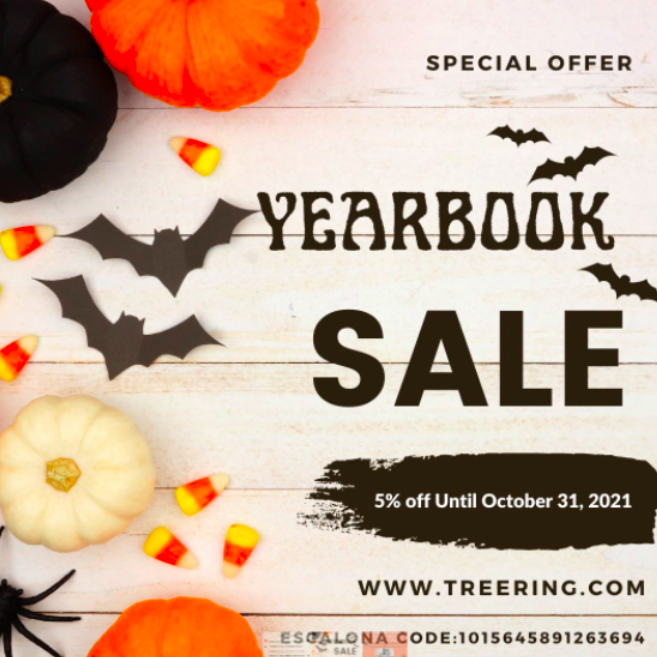 Yearbook : TreeRing Limited-Time October Offer Featured Photo