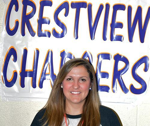 Brittany Williams, Related Arts PE Teacher