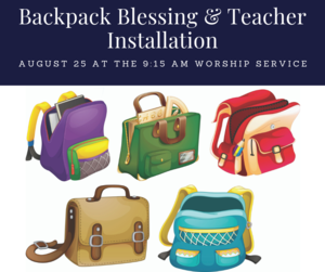 2019 Backpack Blessing & Teacher Installation.png