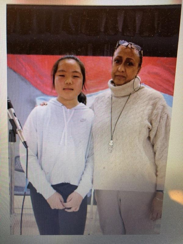 5th Grade Spelling Bee Champion