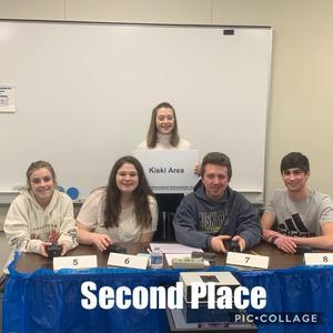 2nd Place - Kiski Area School District