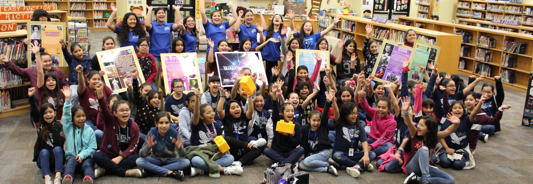 VMHS Girls Can presentation