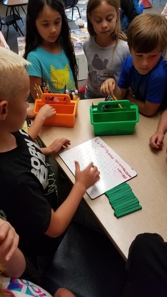 Teaching arrays