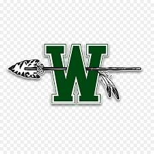 WHS logo of a feather logo