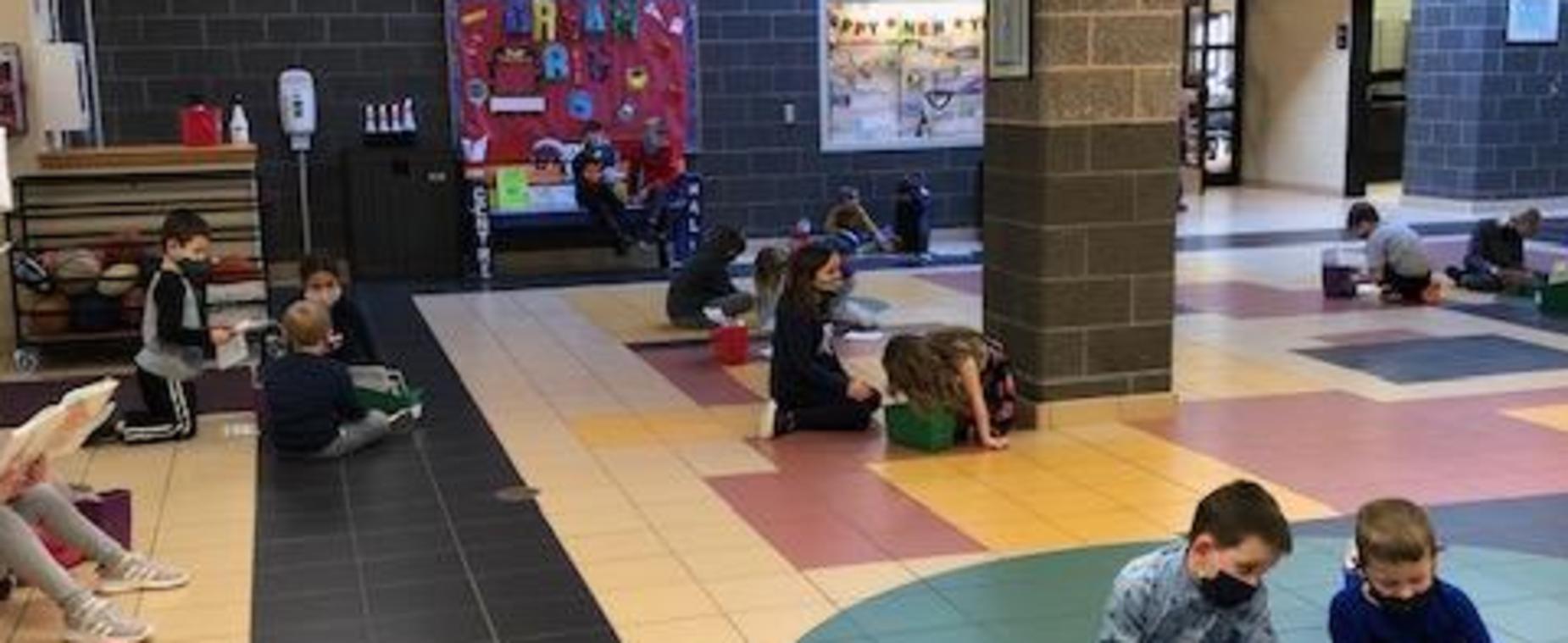 Kindergarten and 3rd Grade Book Buddies!