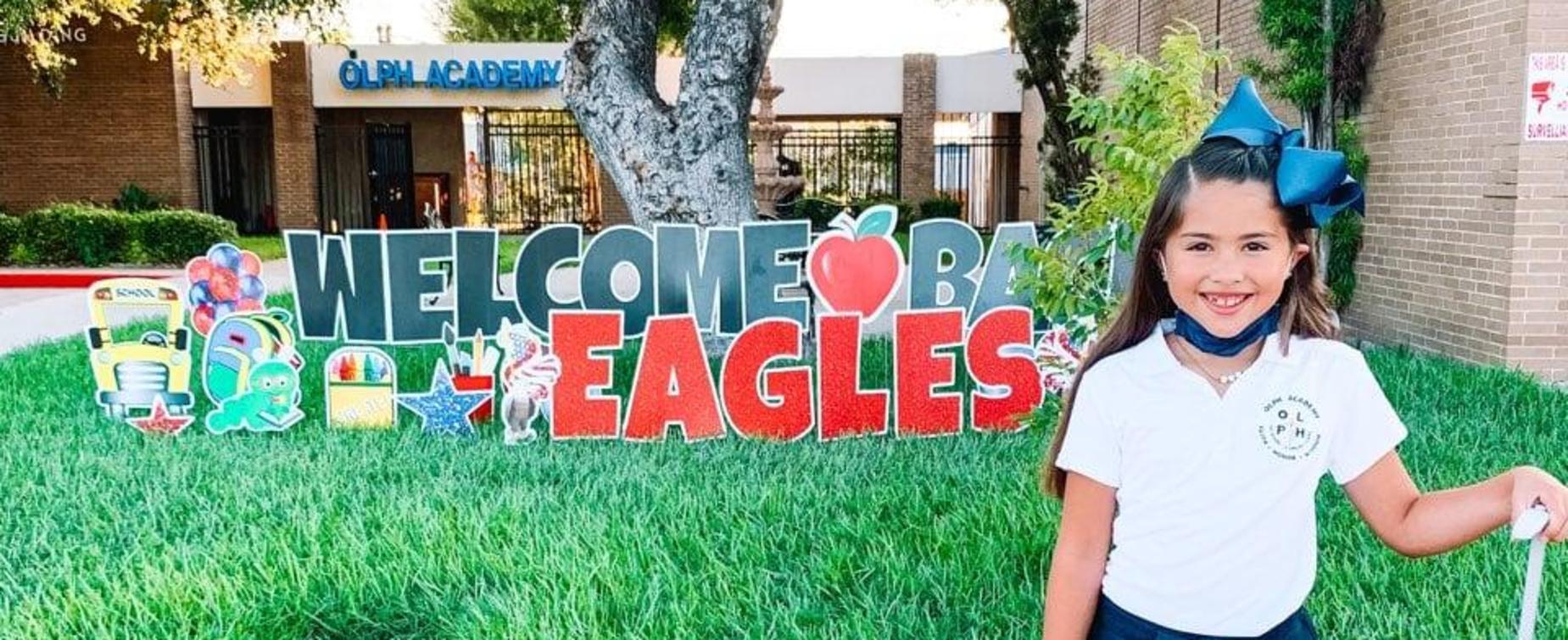 Welcome Back, Eagles!