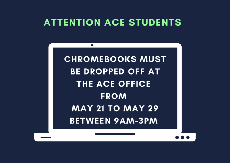 End of the Year Chromebook Collection Dates and Times Featured Photo