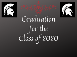 Graduation for the Class of 2020