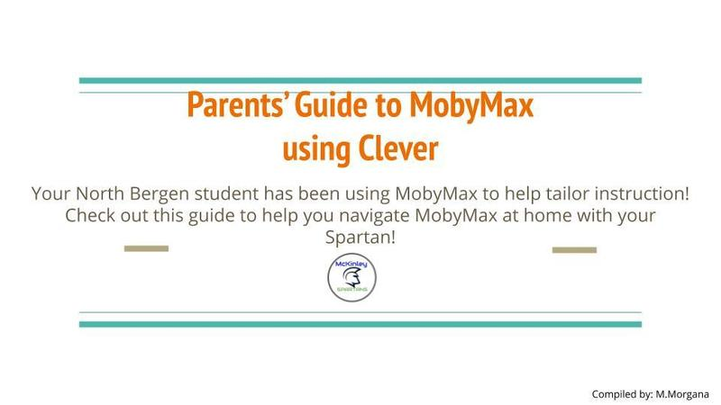 Parents guide to mobymax using clever