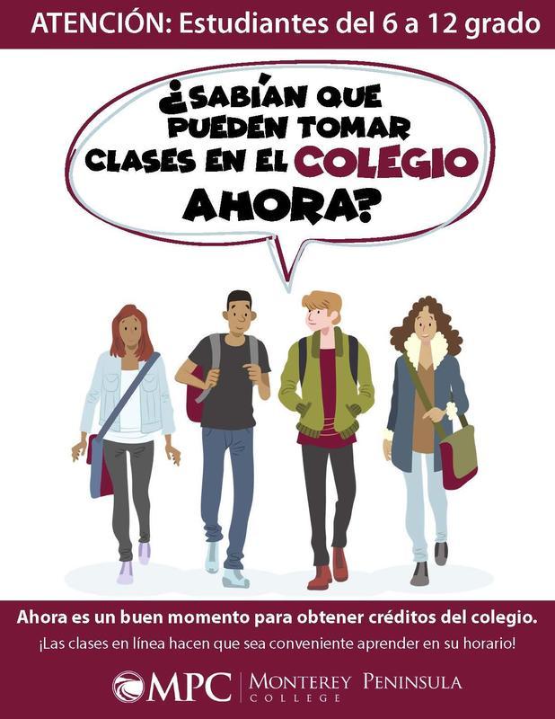 Dual Enrollment in Spanish