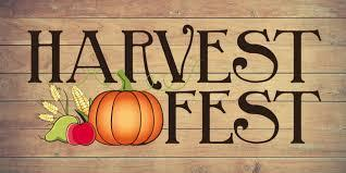 Harvest Fest! Friday, October 18 from 4 pm to 7 pm! Thumbnail Image