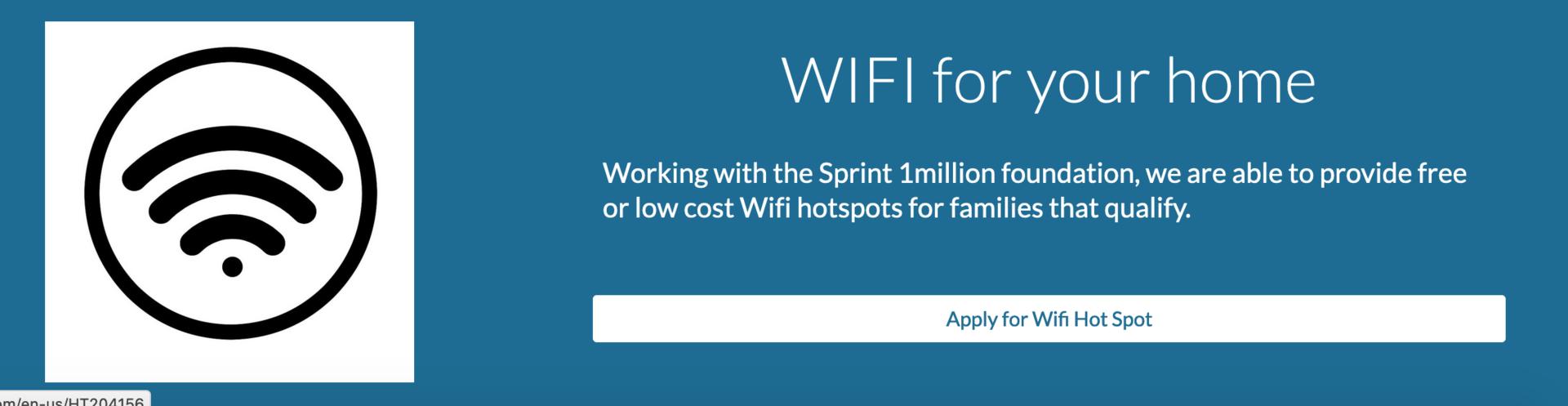 Nlmusd.org Wifi Hot Spot Application