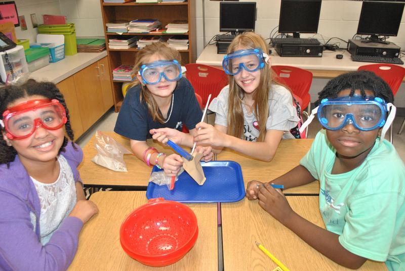 Mrs. Harrod's 5th Grade Seperating Mixture Activity Featured Photo