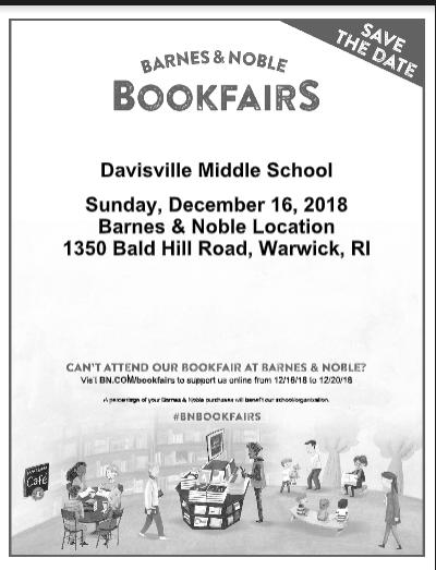 DMS PTO Barnes & Nobles Bookfair Featured Photo