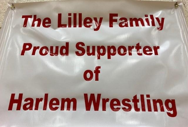 Lilley Family Banner