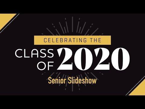 Class of 2020 Senior Slideshow Featured Photo