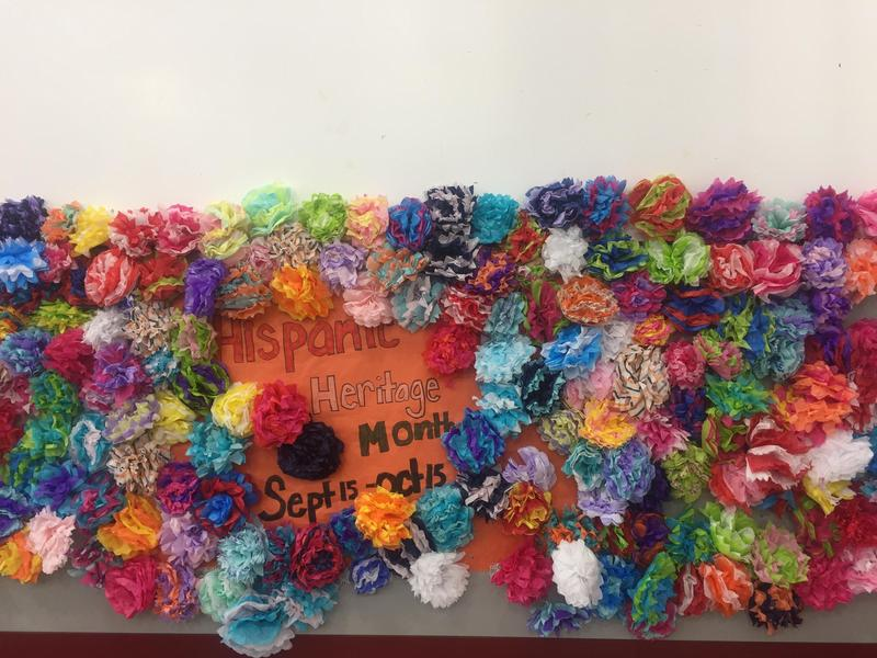 Manor Middle School Celebrates Hispanic Heritage Month Thumbnail Image