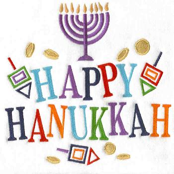 Happy Haanukkah