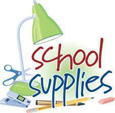 School Supply Lists Available for 2019-2020 School Year Featured Photo