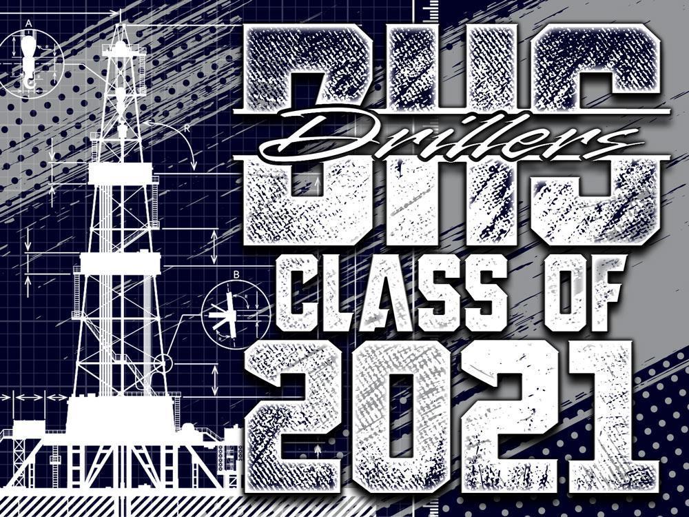 senior yard sign 2021