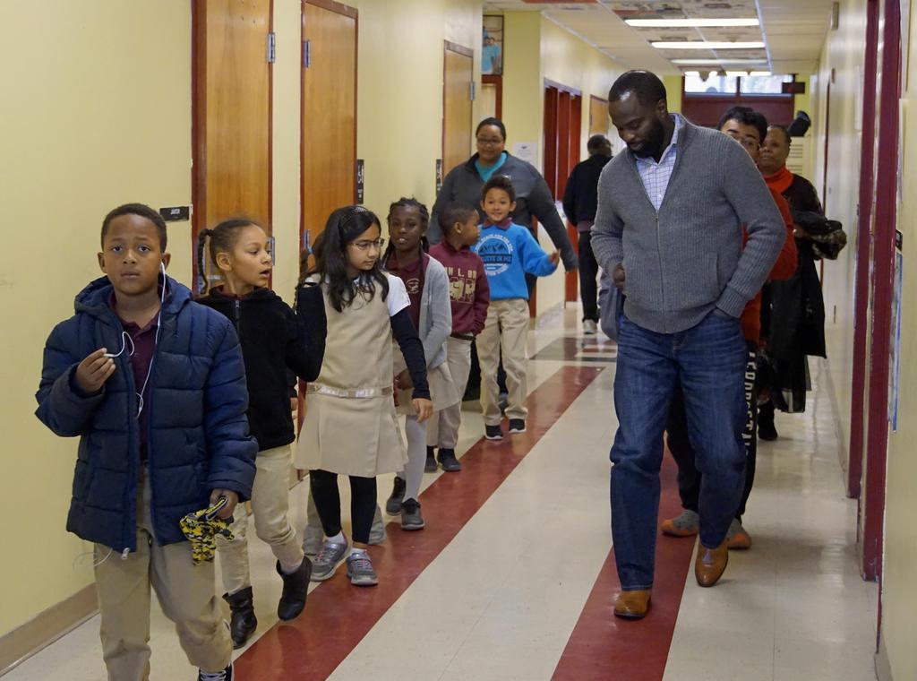 St. John the Baptist Parish Public Schools Parent Day