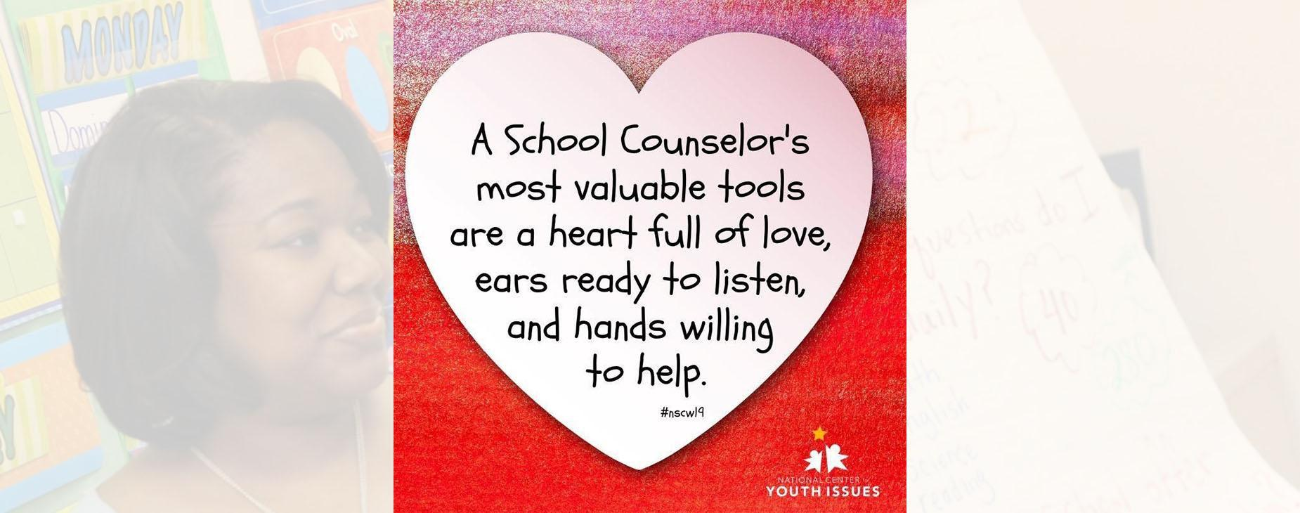 school counselor quote