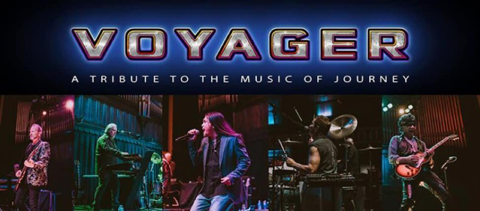 Voyager-Tribute to the music of Journey