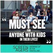 J.O. Combs Parent University Presents 'Screenagers' Film Screening on Wednesday, January 22 at 6 pm.