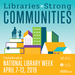 National Library Week Promo Image