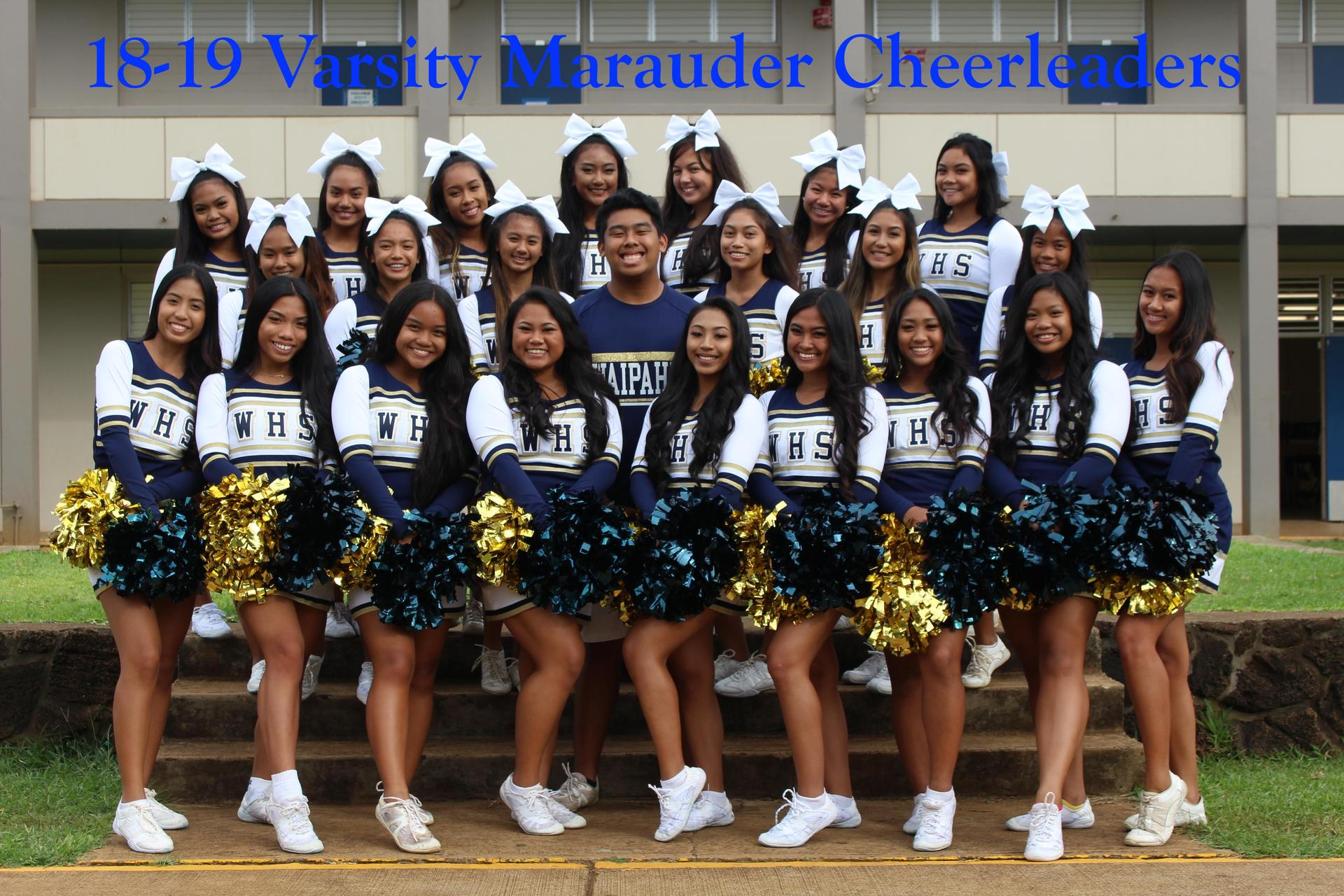 Cheer Varsity