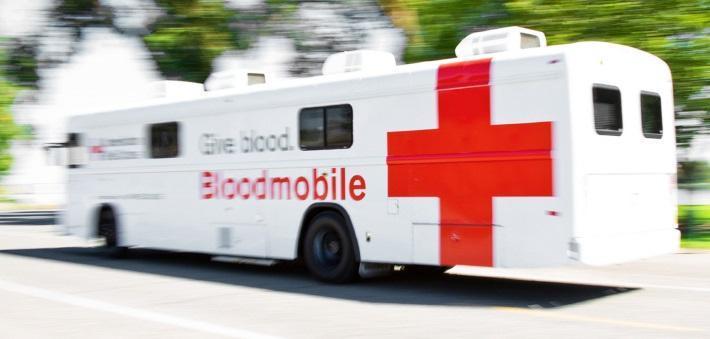 Blood Drive on November 24