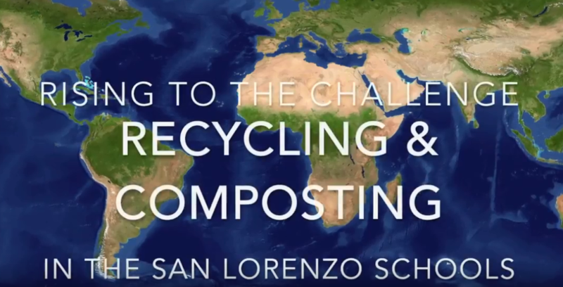 San Lorenzo USD is Moving Towards District-wide Recycling & Composting Featured Photo