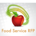 Food Service RFP graphic