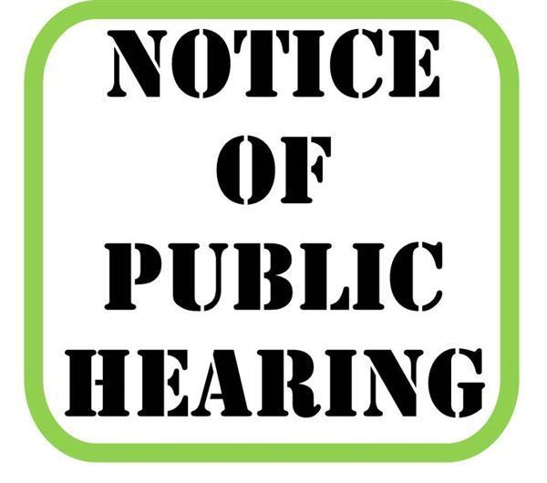 Public Hearing to Consider a Waiver to the State Board of Education concerning Trustee Area Maps on October 9, 2019 @ 7:15 PM Featured Photo