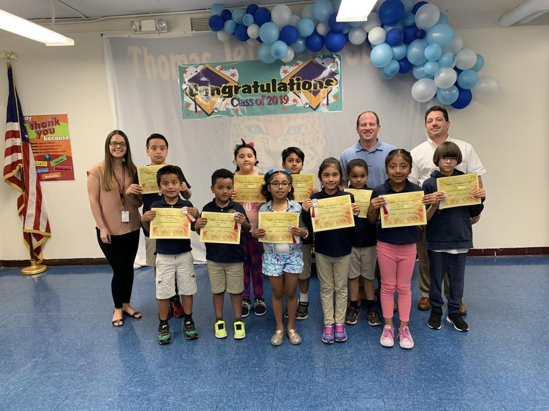 Perfect Attendance end of the year