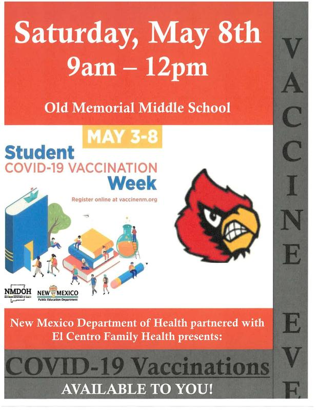 Student Vaccination Event