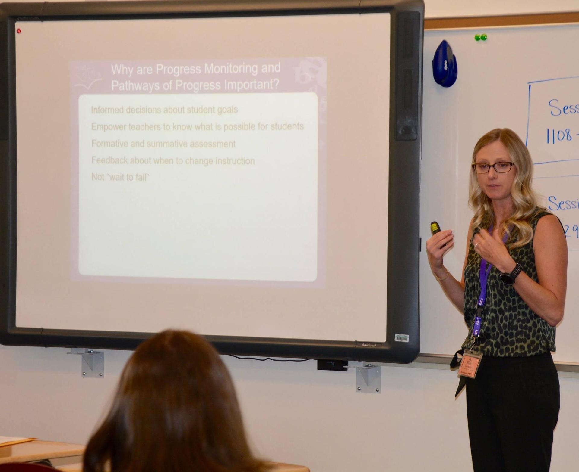 USBE literacy presentation