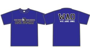 Bulldog We Are One Spirit Shirts