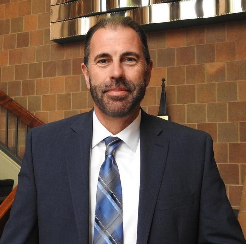CTAE Director Brooks Smith