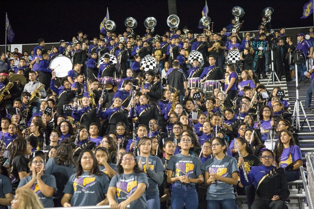 Hounds vs Weslaco Panthers 11/3/17