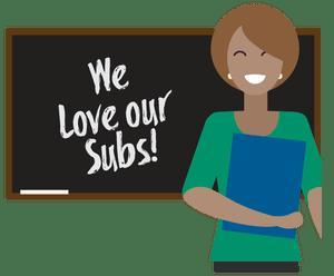 Interested in becoming a Substitute Teacher with ECPS? Thumbnail Image