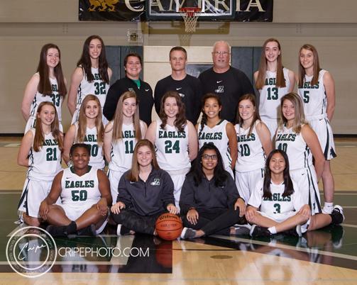JV Girls Basketball 2018-19