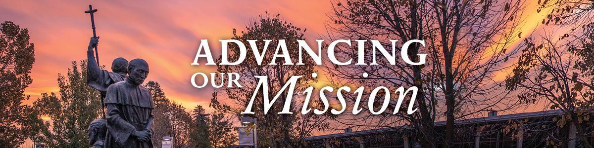 advance our mission
