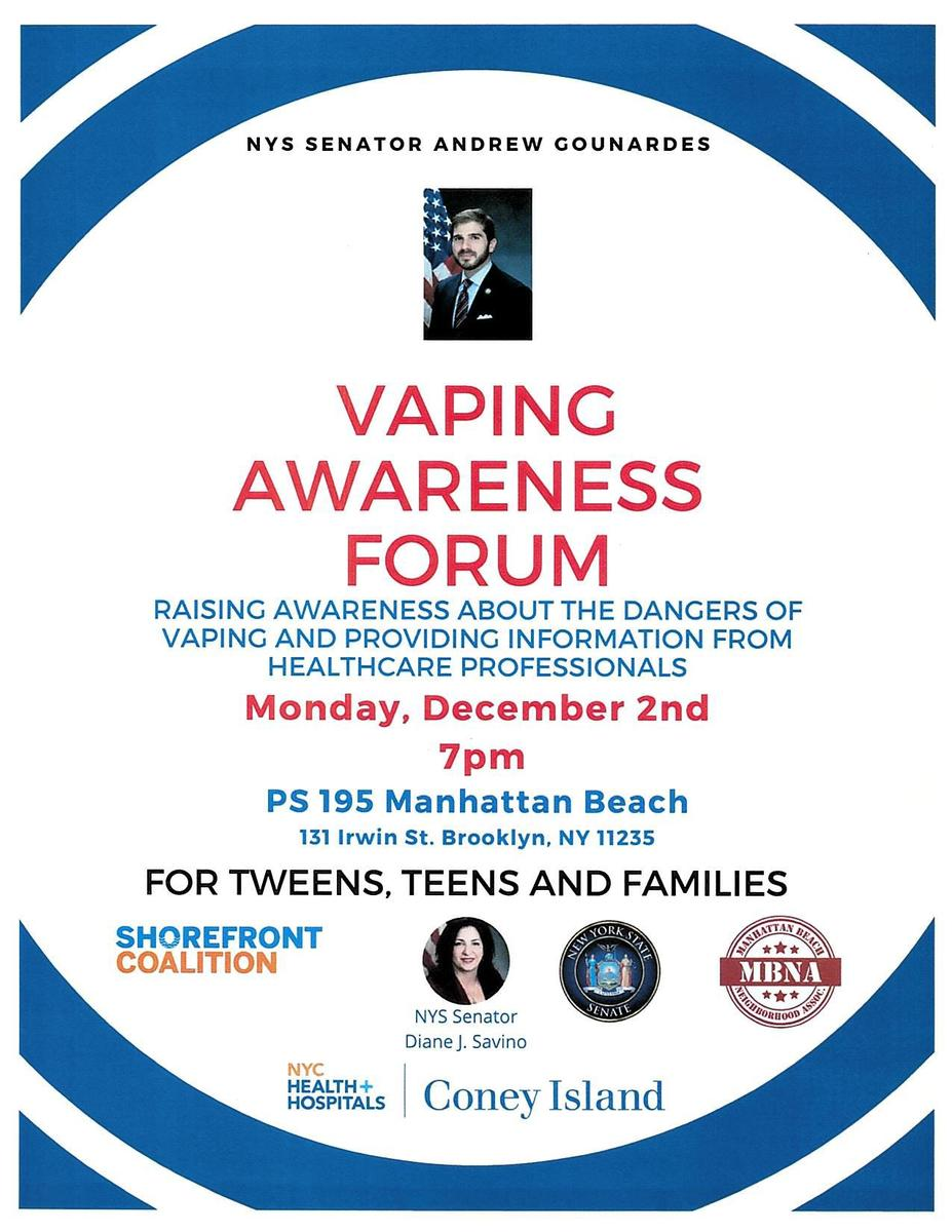 Vaping Awareness