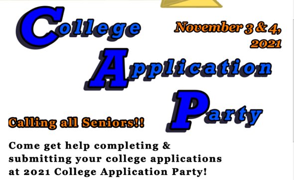 College Application Party
